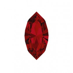 Swarovski Navette Fancy Stone #4228 - Siam 15x7mm