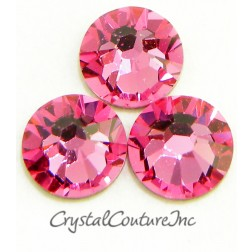 Swarovski 2058 Rhinestones Rose 09ss Full Package