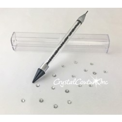 Rhinestone Pick Up Tool - Black