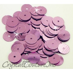 Lilac Metallic 8mm Sequin